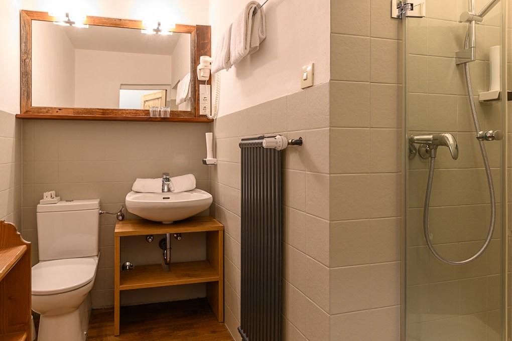 Badezimmer Doppelzimmer Mini
