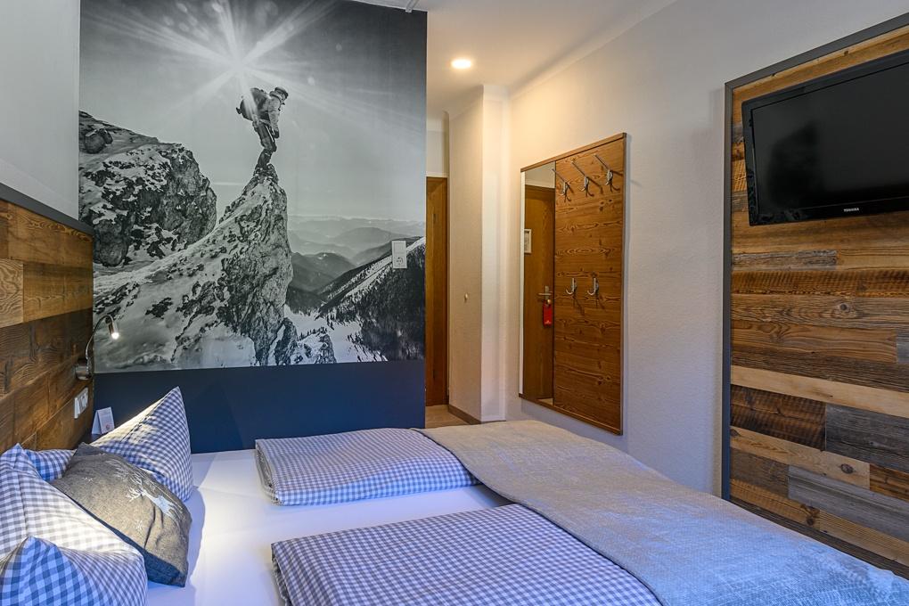 Doppelzimmer Mini